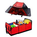 billige Tepper og pledd-flerbruks koffert bag bil hanske eske sammenleggbar bil oppbevaring bag bagasjerommet bag vevet stoff