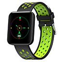 baratos Detectores & Testers-s88 relógio inteligente hd tela colorida smart watch freqüência cardíaca pressão arterial rastreador de sono fitness smartwatch