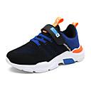 baratos Sapatos Infantis Para Esportes-Para Meninos Conforto Couro Ecológico Tênis Big Kids (7 anos +) Caminhada Amarelo / Vermelho / Azul Outono / Borracha