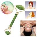 billige Skin Care-jade ansiktsmassager rulle avslapning slankende skjønnhetsverktøy ansiktsløftende verktøy