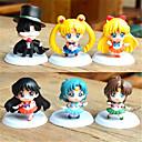 ราคาถูก แอคชั่นฟิกเกอร์-รุ่น Q ของเซเลอร์มูนตุ๊กตา tsukino Usagi แต่งงานกระทำอะนิเมะของเล่นรูปแบบตัวเลข