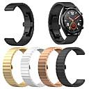 ราคาถูก วง Smartwatch-สายนาฬิกา สำหรับ Huawei Watch GT Huawei การออกแบบเครื่องประดับ สแตนเลส สายห้อยข้อมือ