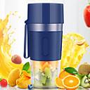 Χαμηλού Κόστους Animale de Pluș-Μπουκάλι αποχυμωτή φρούτων 0.5 L Μονό Φορητό Ανθεκτικό Για 1 άτομο Πλαστικά Κράμα ΕΞΩΤΕΡΙΚΟΥ ΧΩΡΟΥ Κατασκήνωση & Πεζοπορία Για Υπαίθρια Χρήση Πικνίκ Ροζ Σκούρο μπλε
