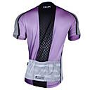 povoljno Biciklističke majice-Nuckily Muškarci Kratkih rukava Biciklistička majica purpurna boja Blushing Pink žuta Bicikl Biciklistička majica Majice Brdski biciklizam biciklom na cesti Prozračnost Quick dry Sportski 100