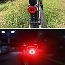 povoljno Svjetla za bicikle-LED Svjetla za bicikle Stop svjetlo Stražnje svjetlo za bicikl sigurnosna svjetla - Brdski biciklizam Bicikl Biciklizam Vodootporno Višestruka načina Pametna indukcija Super Bright Li-ion 40 lm / ABS