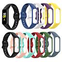 baratos Porta Cosméticos-pulseira de silicone pulseira para samsung galaxy fit e sm-r375 faixa de relógio pulseiras pulseira de pulso
