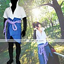 povoljno Anime kostimi-Inspirirana Naruto Sakura / Sasuke Uchiha Anime Cosplay nošnje Japanski Cosplay Suits / Kostim Za Uniseks