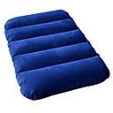 ราคาถูก ถุงนอนและอุปกรณ์การนอนในการตั้งแคมป์-หมอนท่องเที่ยวแคมป์ปิ้ง Pillow กลางแจ้ง แคมป์ปิ้ง Inflatable น้ำหนักเบาพิเศษ (UL) ที่อัดแน่น ผ้าหรูหรา 46*30*10 cm สำหรับ แคมป์ปิ้ง & การปีนเขา กลางแจ้ง เดินทาง ฤดูใบไม้ร่วง ฤดูใบไม้ผลิ ฤดูร้อน