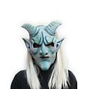 billiga Masker-Halloweenmaskar Maskeradmaskar Spöke Skräcktema Vuxna Unisex