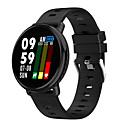 Χαμηλού Κόστους Φακοί-k1 έξυπνο ρολόι bt fitness tracker υποστήριξη ειδοποίηση / πίεσης αίματος / παρακολούθηση καρδιακού ρυθμού αθλητικά smartwatch συμβατά ios / android τηλέφωνα