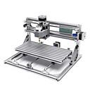 abordables Piezas y Accesorios de Impresoras 3D-3018 3 ejes mini diy enrutador cnc motor de husillo estándar máquina de grabado de madera fresadora grabador