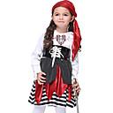 Χαμηλού Κόστους Αξεσουάρ για εργαλεία κουζίνας-Pirates of the Caribbean Πειρατής Φορέματα Στολές Ηρώων Αντικείμενα για Χάλοουιν Παιδικά Κοριτσίστικα Στολές Ηρώων Halloween Halloween Φεστιβάλ Halloween Η Μέρα των Παιδιών Μασκάρεμα