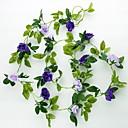 ราคาถูก ดอกไม้ประดิษฐ์-ดอกไม้ประดิษฐ์ 1 สาขา คลาสสิก ที่ทันสมัย ดอกไม้นิรันดร์ ดอกไม้ประดับผนัง