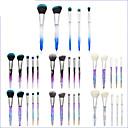 billige Sminkebørstesett-Profesjonell Makeup børster 5pcs Profesjonell Myk Nytt Design sexy Lady comfy Plast til Sminkebørste