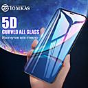billige Treningsutstyr og tilbehør-beskyttelsesglass på for iphone x xs maks xr herdet glass skjermbeskyttelsesfilm 5d kantglass for iphone 7 6 s 8 pluss