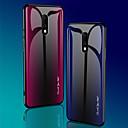 baratos Consoles de Videogames-Textura de gradiente de vidro temperado para oneplus 7 pro oneplus 7 capa fundas protetora de silicone borda tpu