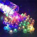 billige Dørpanel gardiner-12stk bryter ballong led flash lysende lamper tumbler lys bar lykt jul bryllupsfest dekorasjoner bursdag dekor