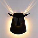 billige Vegglamper-Mini Stil / Kreativ LED Vegglamper Stue / Soverom Metall Vegglampe 110-120V / 220-240V