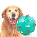 Χαμηλού Κόστους Ρούχα για μπαλέτο-Μπάλα Σκυλιά Γάτες Μικρά τριχωτά κατοικίδια ζώα Κατοικίδια Παιχνίδια 1pc Φιλικό προς τα Κατοικίδια Καουτσούκ Δώρο