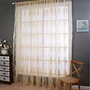 billige Kuvertbrikker-Moderne Ren Et panel Ren Pigeværelse   Curtains