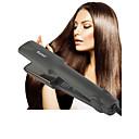 baratos TVs Box-Alisador de cabelo aquecimento rápido indicador de temperatura de cerâmica ferramenta de estilo de cabelo plugue da ue