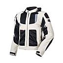 povoljno Perike s ljudskom kosom-profesionalni muškarci za vožnju motocikla odijevaju zaštitnu jaknu od vjetrovitih trkača s zaštitom vrata