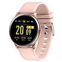 baratos Interruptor Inteligente-Relógio inteligente monitor de freqüência cardíaca mulheres esporte smartwatch mensagem lembrete rastreador de fitness para android e ios