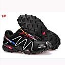 ราคาถูก รองเท้ากีฬาสำหรับผู้ชาย-สำหรับผู้ชาย ทูเล่ ฤดูใบไม้ผลิ / ตก ความสะดวกสบาย รองเท้าผ้าใบ วสำหรับเดิน สีดำ / สีเทา / ฟ้า