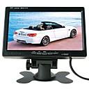 billige Bil-DVR-ziqiao 7 tommer tft lcd bilskjerm parkeringssystem bil bakfra monitor for bil / buss / lastebil av grensesnitt