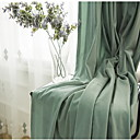 billige Wall Tapestries-Klassisk Personvern To paneler Gardin Soverom   Curtains
