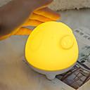 billige Stativer og holdere-1pc Nursery Night Light / Baby & Kids 'Night Lights Varm hvit / Kjølig hvit Usb For barn / Tegneserie / Med USB-port <5 V