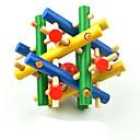 ราคาถูก เสริมสร้างพัฒนาการ-งหมิงล็อค Toy แปลกใหม่ ไม้ เด็กผู้หญิง ของขวัญ 1pcs