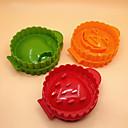 billige Bakeredskap-1pc ABS + PC Kreativ Nytt Design Halloween Dagligdags Brug Brød Til Småkake Rund Cake Moulds Pieverktøy Dessertverktøy Bakeware verktøy