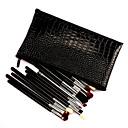 billige Sminkebørstesett-Profesjonell Makeup børster 19pcs Myk Nytt Design Full Dekning comfy Tre / Bambus til Sminkebørste