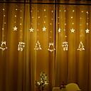 povoljno LED svjetla u traci-3.5m Žice sa svjetlima 138 LED diode Toplo bijelo Ukrasno 220-240 V 1set