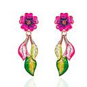 Χαμηλού Κόστους Καθρέφτες-λουλούδι γλώσσα μοναδική σχεδίαση ευρωπαϊκή τάση κοσμήματα μόδας για δώρα κόμμα