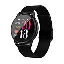 Χαμηλού Κόστους Αξεσουάρ για εργαλεία κουζίνας-mk07 έξυπνο ρολόι χάλυβα bt fitness tracker υποστήριξη ειδοποίηση / πίεση αίματος / παρακολούθηση καρδιακού ρυθμού sport smartwatch συμβατό τηλέφωνο ios / Android