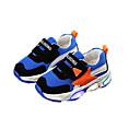Χαμηλού Κόστους LED Παπούτσια-Αγορίστικα / Κοριτσίστικα LED / Ανατομικό Δίχτυ Αθλητικά Παπούτσια Τα μικρά παιδιά (4-7ys) Κόκκινο / Μπλε / Ροζ Φθινόπωρο