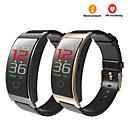 billige Deler til motorsykkel og ATV-cm14 smart armbånd fargerikt ips-skjerm pulsmåler smart armbånd pedometer ip67 vanntett smartbånd