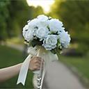 baratos Bouquets de Noiva-Bouquets de Noiva Mais Acessórios Casamento Nãotecidos 31-40 cm