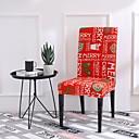 baratos Cobertura de Cadeira-Cobertura de Cadeira Estampado Estampado Poliéster Capas de Sofa