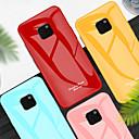 billige Dusjforheng-støtsikker herdet glass telefonveske til huawei mate 20 pro mate 20 beskyttende skalletui til huawei mate 10 pro mate 10 silikon tpu støtfangerkant