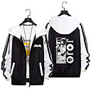 cheap Anime Costumes-Inspired by JoJo's Bizarre Adventure JOJO Anime Cosplay Costumes Japanese Cosplay Hoodies Hoodie For Men's / Women's