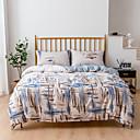 billige Duker-klassisk sengesett 4 sengetøy i størrelse 3stk / sett dynetrekk sett pastoral dynetrekk 2019 seng