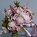 billige Kunstige blomster & Vaser-Kunstige blomster 1 Gren Singel Bryllupsblomster Planter