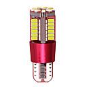 billige Lydkabler-t10 3014 ingen feil bilmerke lys parkeringslampe 57 smd kilepære