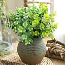 זול צמחים מלאכותיים-פרחים מלאכותיים 1 ענף קלאסי ארופאי פסטורלי סגנון צמחים פרחים לשולחן