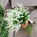 olcso Művirágok-Művirágok 6 Ág Klasszikus Esküvő Európai Harangvirág Asztali virág