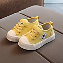 Χαμηλού Κόστους Παιδικά μοκασίνια-Αγορίστικα / Κοριτσίστικα Ανατομικό PU Αθλητικά Παπούτσια Νήπιο (9m-4ys) / Τα μικρά παιδιά (4-7ys) Λευκό / Κίτρινο / Ροζ Άνοιξη / Φθινόπωρο / Καοτσούκ
