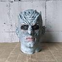 billiga Masker-Mask Halloween-mask Inspirerad av Skräckfilm Grå Halloween Karnival Vuxna Herr Dam